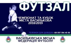Регламент футзал сезон 2018/2019