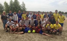 Свято пляжного футболу у Василькові!